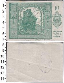 Изображение Боны Германия : Нотгельды 10 геллеров 0  XF