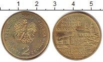 Изображение Монеты Польша 2 злотых 2011 Латунь XF