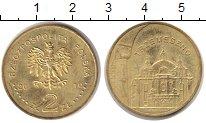 Изображение Монеты Польша 2 злотых 2010 Латунь XF
