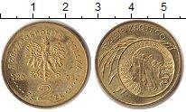 Изображение Монеты Польша 2 злотых 2006 Латунь XF История злотого.