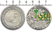 Изображение Монеты Ниуэ 1 доллар 2012 Серебро Proof- Елизавета II. Год Др