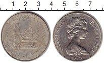 Изображение Монеты Остров Мэн 1 крона 1979 Медно-никель XF