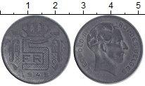 Изображение Монеты Бельгия 5 франков 1945 Цинк VF