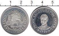 Изображение Монеты Испания 500 песет 1989 Серебро UNC Хуан Карлос I.