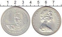 Изображение Монеты Остров Мэн 1 крона 1981 Серебро XF