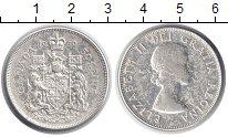 Изображение Монеты Канада 50 центов 1959 Серебро VF