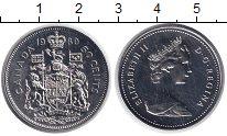 Изображение Монеты Канада 50 центов 1980 Медно-никель UNC-