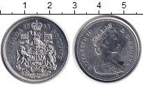 Изображение Монеты Канада 50 центов 1983 Медно-никель UNC-