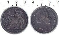 Изображение Монеты Бавария 1 талер 1871 Серебро XF