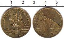 Изображение Монеты Польша 2 злотых 2007 Латунь XF