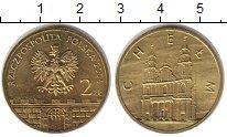 Изображение Монеты Польша 2 злотых 2006 Латунь XF Древние города Польш