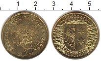 Изображение Монеты Польша 2 злотых 2004 Латунь XF Регионы Польши - Люб