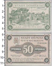 Изображение Банкноты Германия : Нотгельды 50 пфеннигов 1920  XF