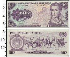Изображение Боны Венесуэла 10 боливар 1981  UNC-