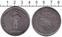 Изображение Монеты Берн 1 талер 1795 Серебро XF ГОСПОДЬ  ПОЗАБОТИТСЯ