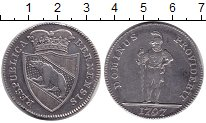 Изображение Монеты Берн 1/2 талера 1797 Серебро XF