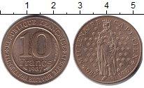 Изображение Монеты Франция Франция 1987 Медно-никель XF