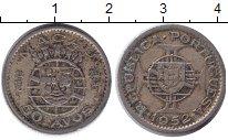 Изображение Монеты Макао 50 авос 1952 Медно-никель VF