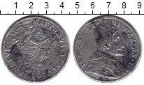 Изображение Монеты Ватикан 1 пиастр 1689 Серебро  Иннокентий IX