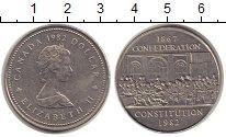 Изображение Монеты Канада 1 доллар 1982 Медно-никель UNC