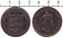 Изображение Монеты Остров Джерси 1/12 шиллинга 1957 Бронза VF