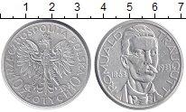Польша 10 злотых 1933 Серебро