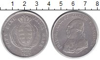 Изображение Монеты Германия Саксония 1 талер 1825 Серебро XF