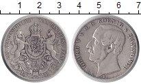 Изображение Монеты Ганновер 1 талер 1859 Серебро XF