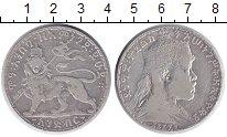 Изображение Монеты Эфиопия 1 бирр 1903 Серебро VF