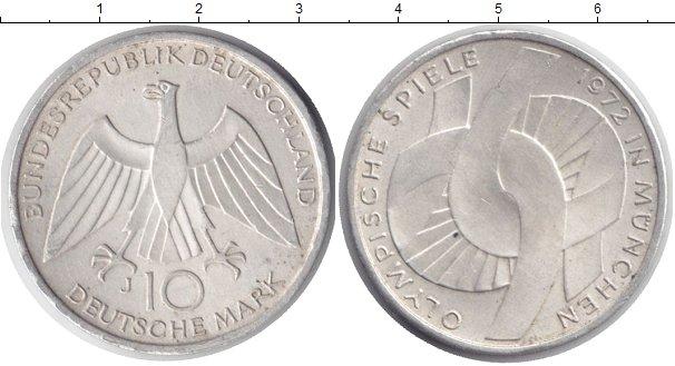 Монеты германии 10 марок дом в гренландии купить