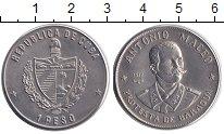 Изображение Монеты Куба 1 песо 1977 Медно-никель XF