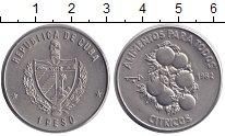 Изображение Монеты Куба 1 песо 1982 Медно-никель XF