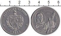 Изображение Монеты Куба 1 песо 1980 Медно-никель XF