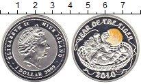 Изображение Монеты Ниуэ 1 доллар 2009 Серебро Proof-