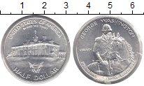 Изображение Монеты США 1/2 доллара 1982 Серебро XF