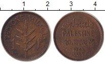 Изображение Монеты Палестина 1 милс 1942 Бронза XF