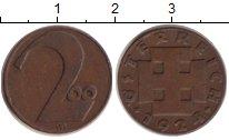 Изображение Монеты Австрия 200 крон 1924 Бронза XF
