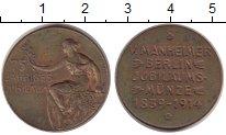 Изображение Монеты Германия жетон 1914 Бронза XF