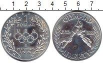 Изображение Монеты США 1 доллар 1988 Серебро Proof-