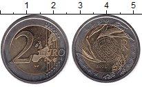 Изображение Монеты Франция 2 евро 2004 Биметалл XF