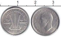 Изображение Монеты Австралия 3 пенса 1943 Серебро XF