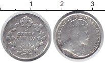 Изображение Монеты Канада 5 центов 1903  VF