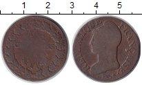 Изображение Монеты Франция 5 сентим 0 Медь VF