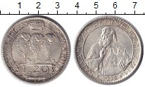 Изображение Монеты Сан-Марино 20 лир 1933 Серебро XF