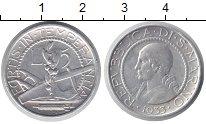 Изображение Монеты Сан-Марино 5 лир 1933 Серебро UNC-
