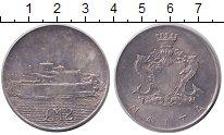Изображение Монеты Мальта 2 фунта 1972 Серебро UNC- Крепость