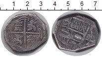 Изображение Монеты Испания 8 реалов 0 Серебро VF