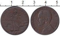 Изображение Монеты Италия 5 сентим 1912 Медь XF