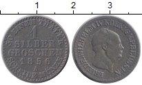 Изображение Монеты Пруссия 1 грош 1856 Серебро VF Фридрих Вильгельм IV