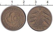 Изображение Монеты Веймарская республика Веймарская республика 1924  XF